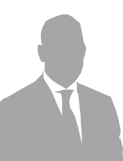 Placeholder silhouette of person